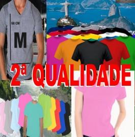 ( 2ª QUALIDADE )  COLORIDAS 100% POLIESTER SUBLIMAVEL  ADULTO DIVERSAS